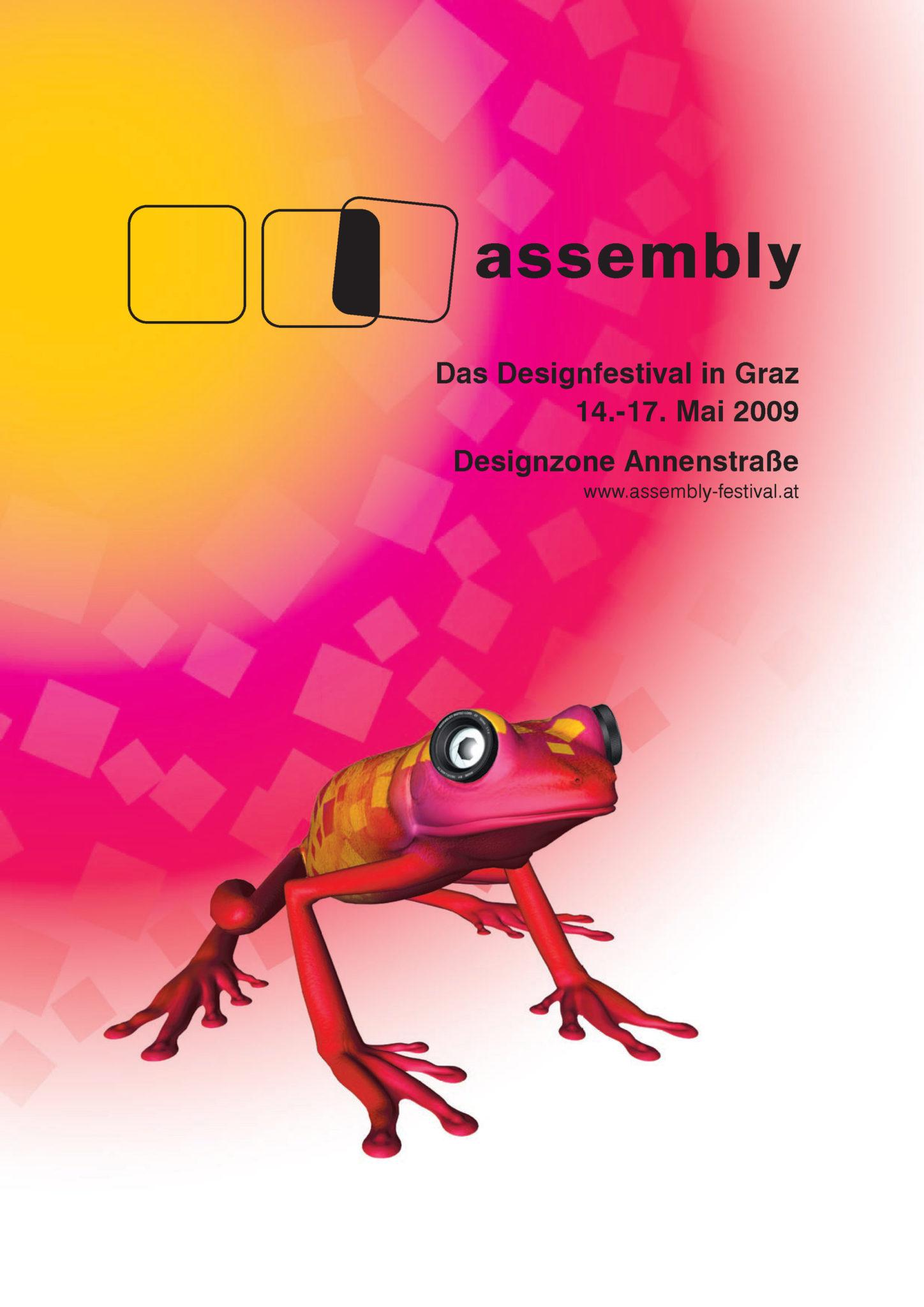 assembly Festival Archive 2009